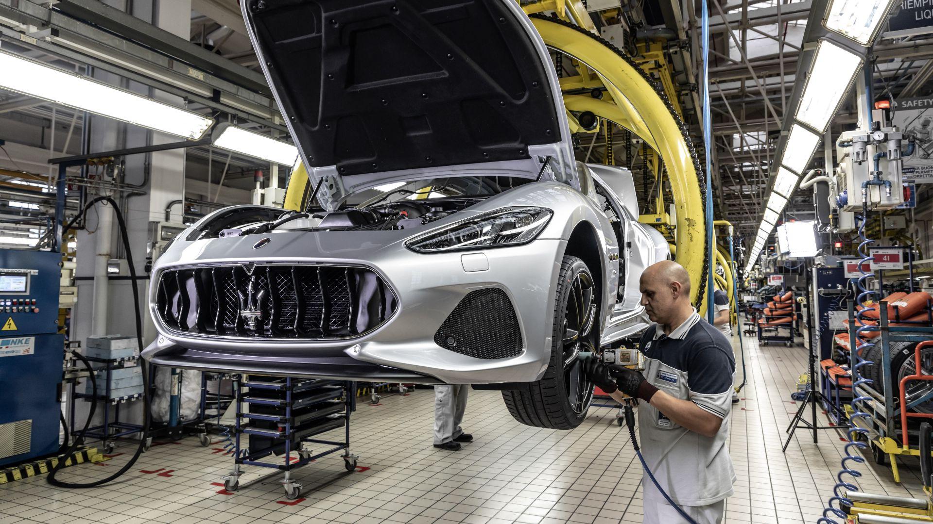 Last Maserati Gran Turismo