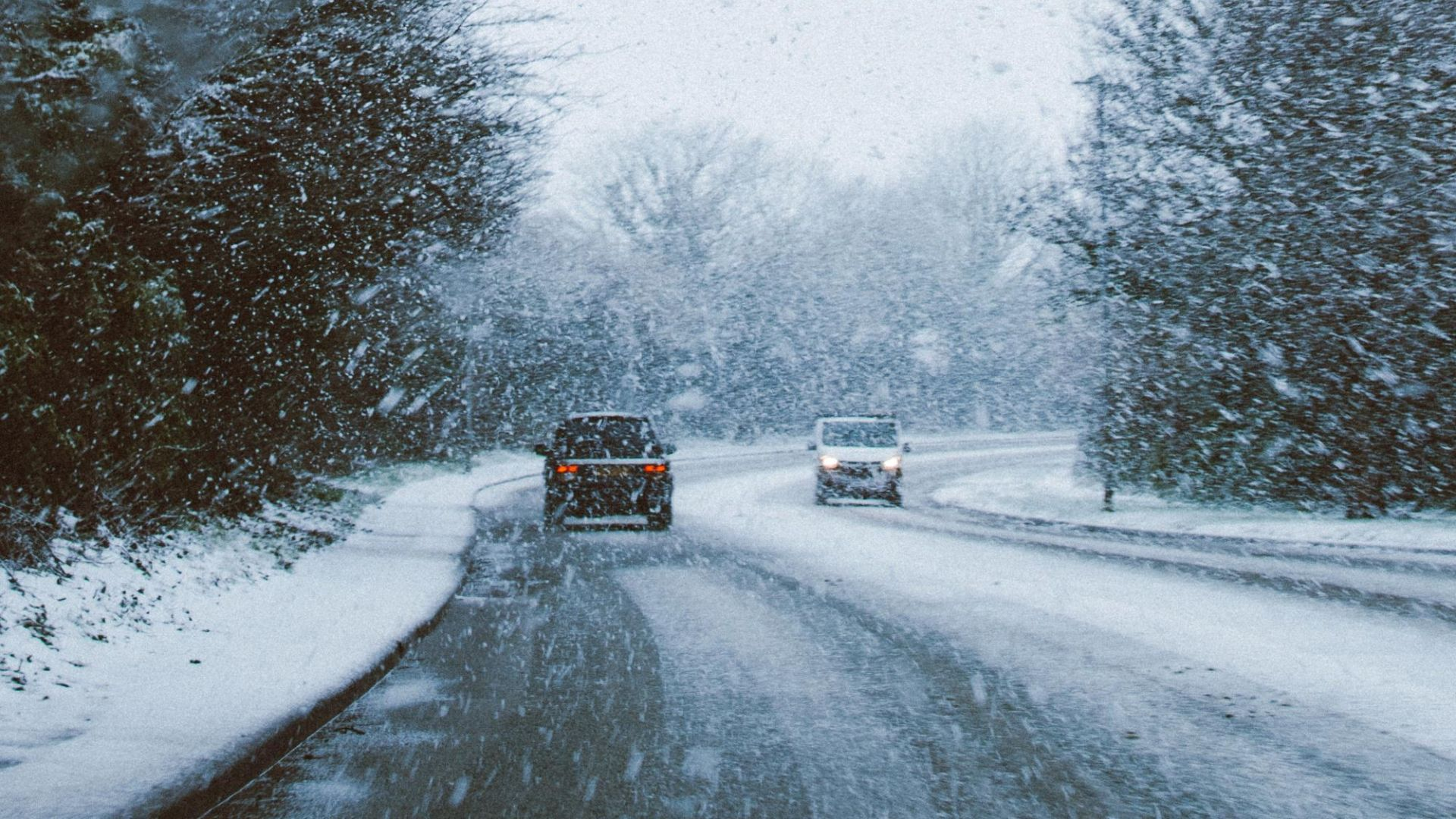 Winter conditions scare drivers
