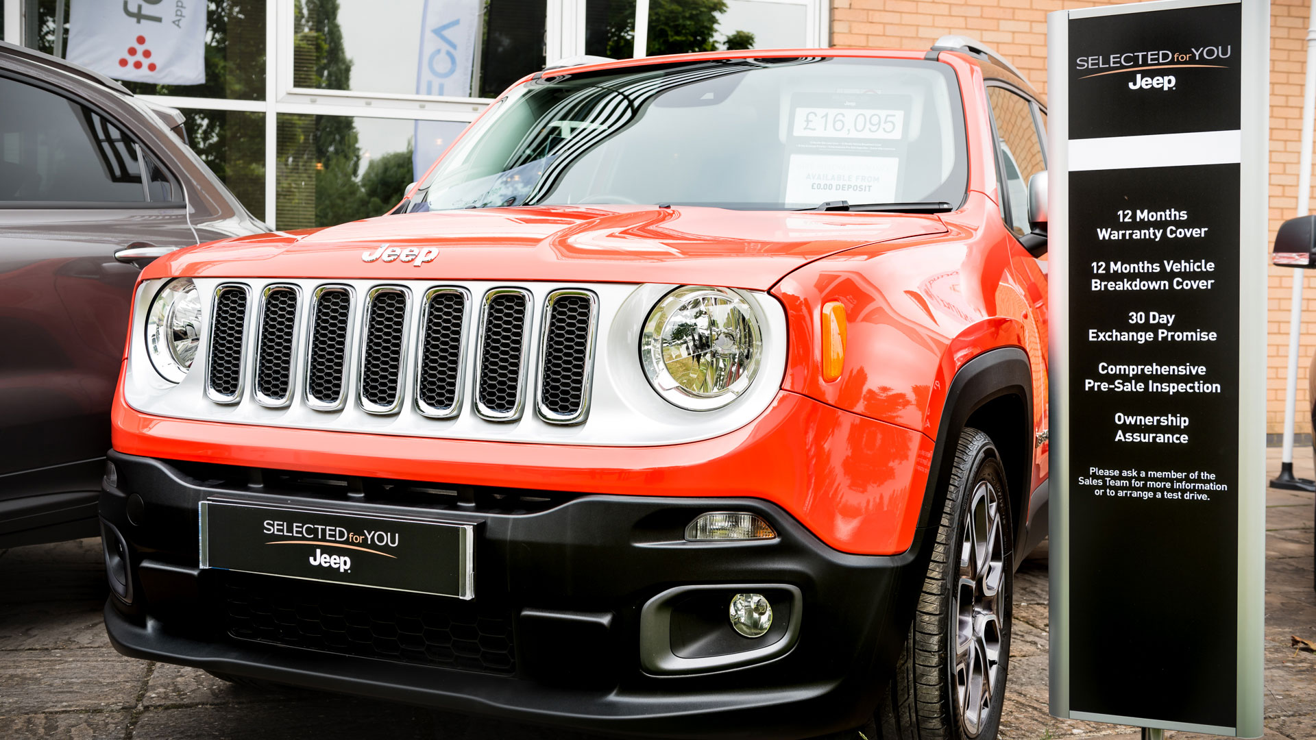 Selected for You Jeep