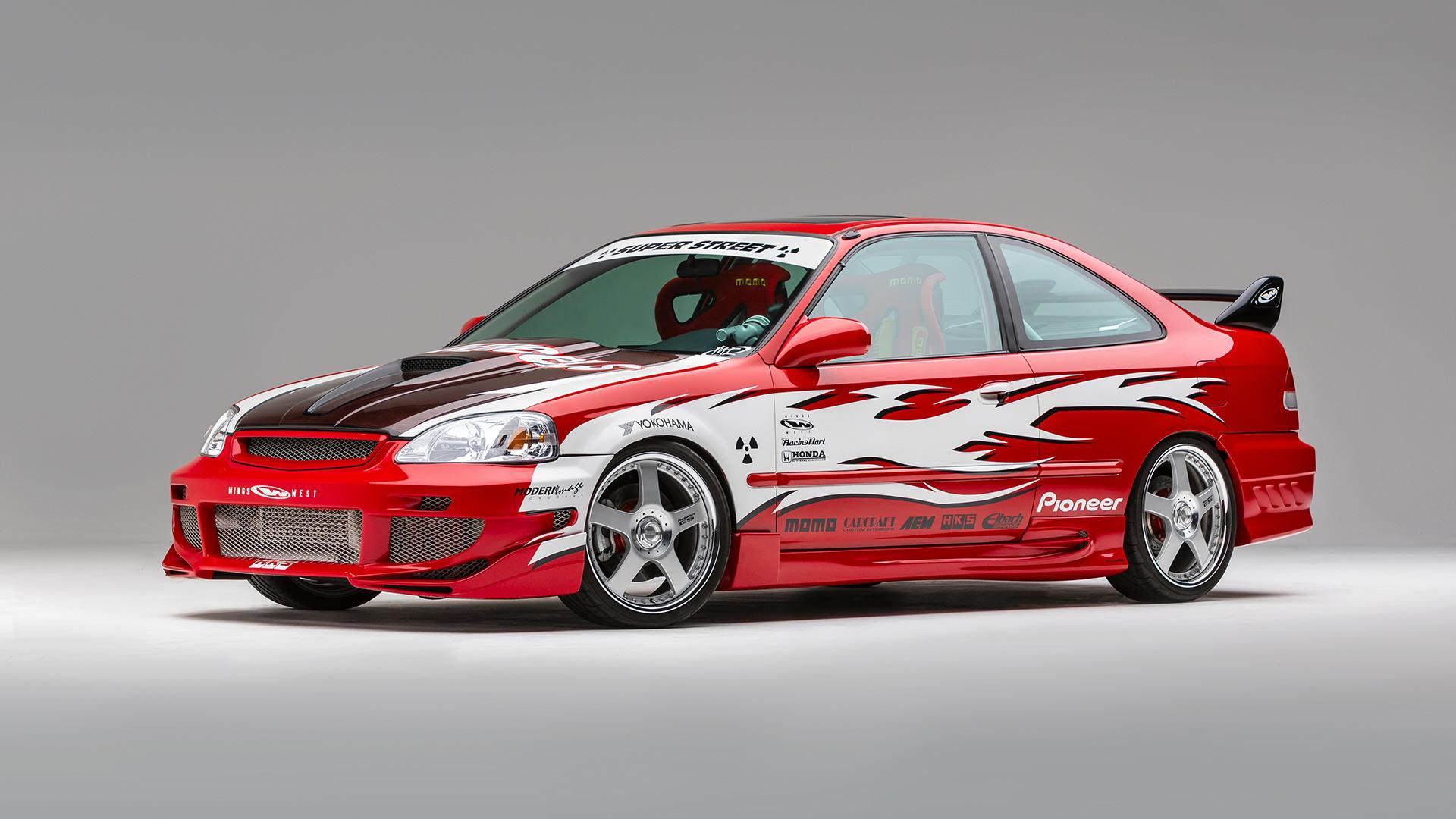 Is this Honda Civic Si at SEMA the ultimate import tuner ...