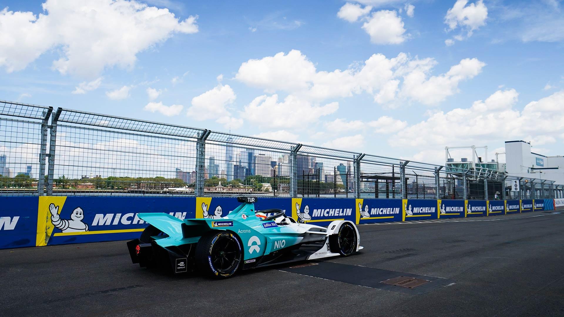 2019-20 Formula E Season Guide
