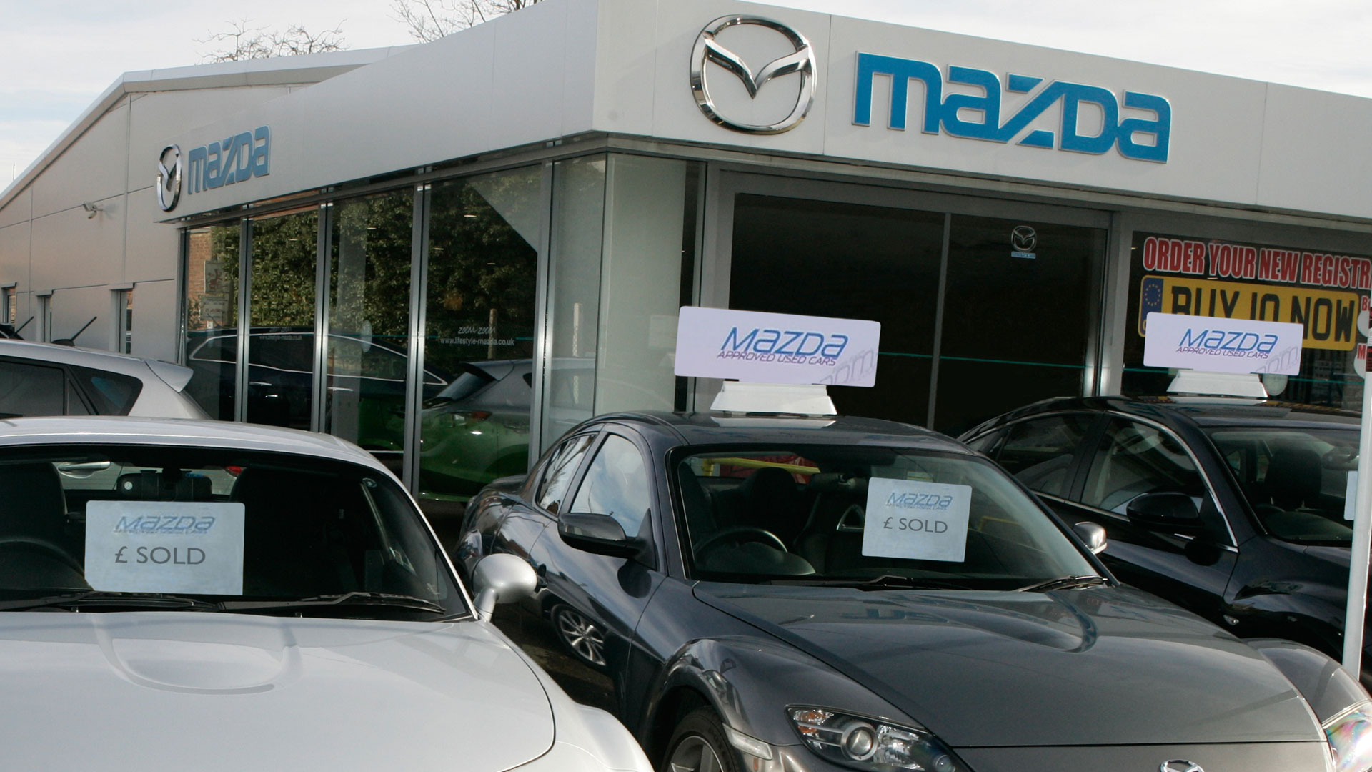 Mazda Approved Used Cars
