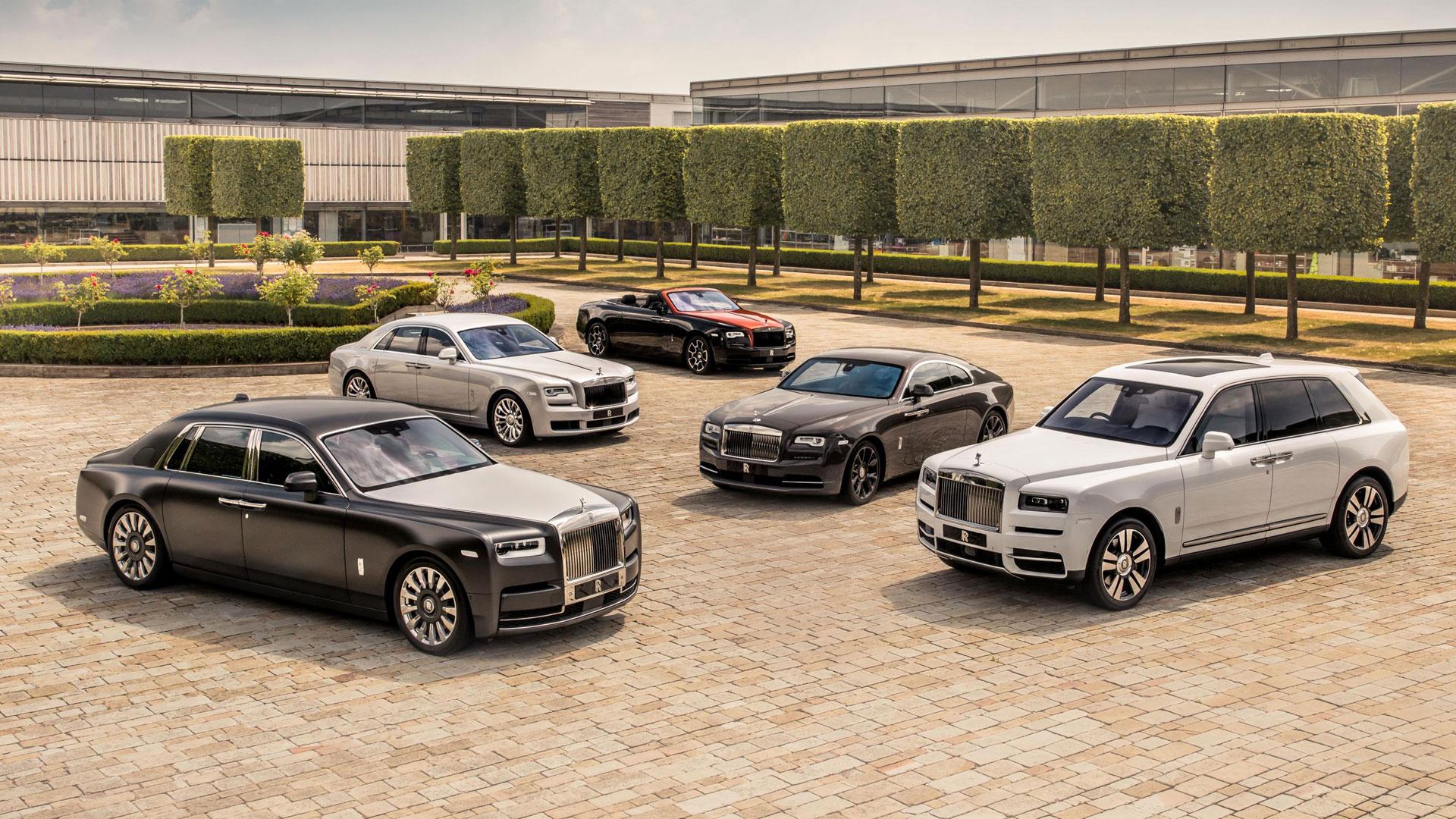 Rolls-Royce Provenance