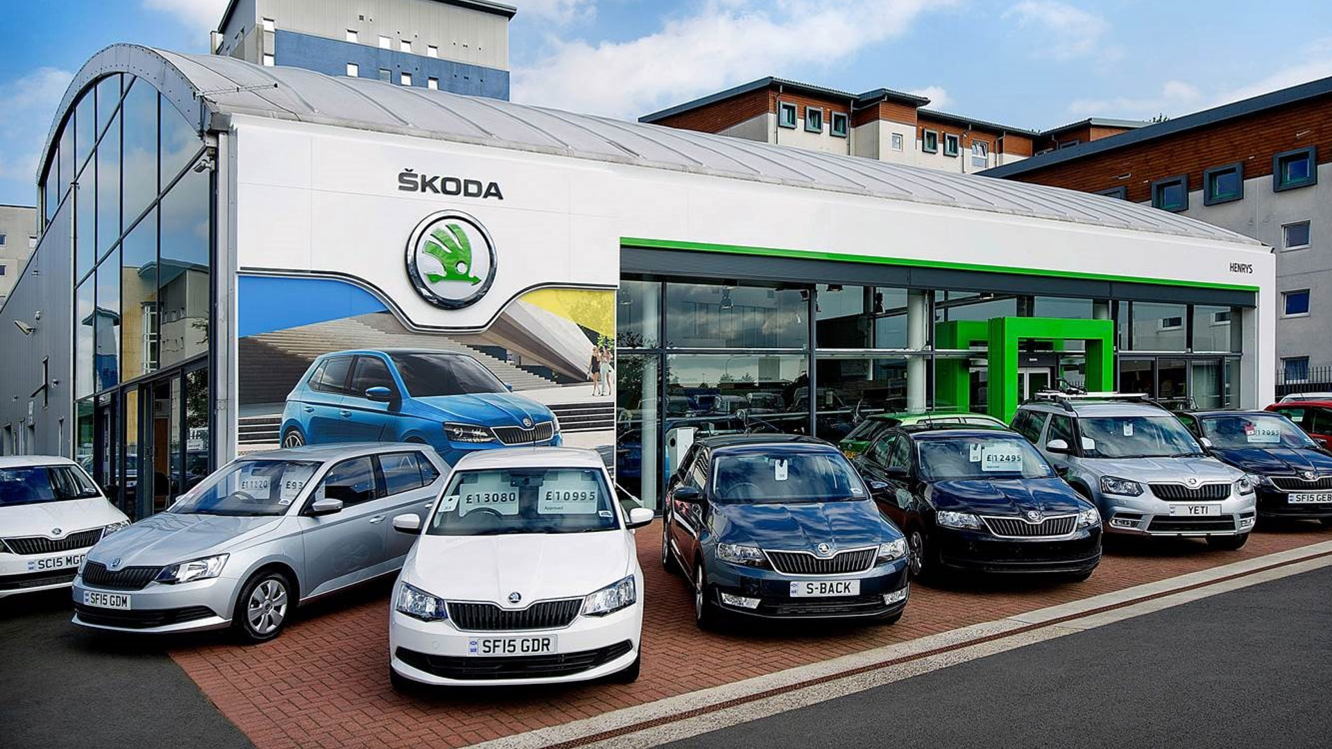 Approved Used Skoda