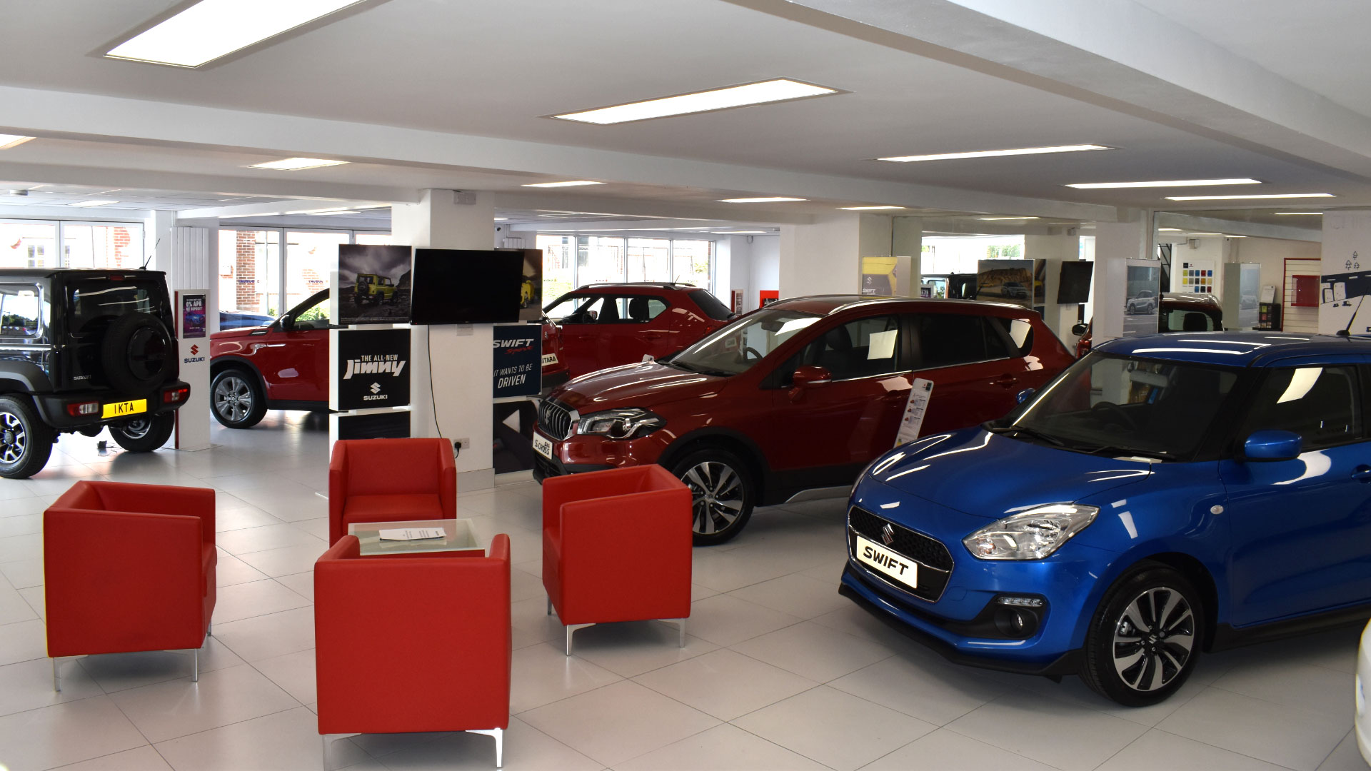 Suzuki Approved Used Car Promise