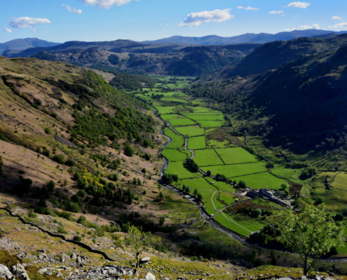 Cars could be banned from parts of the Lake District