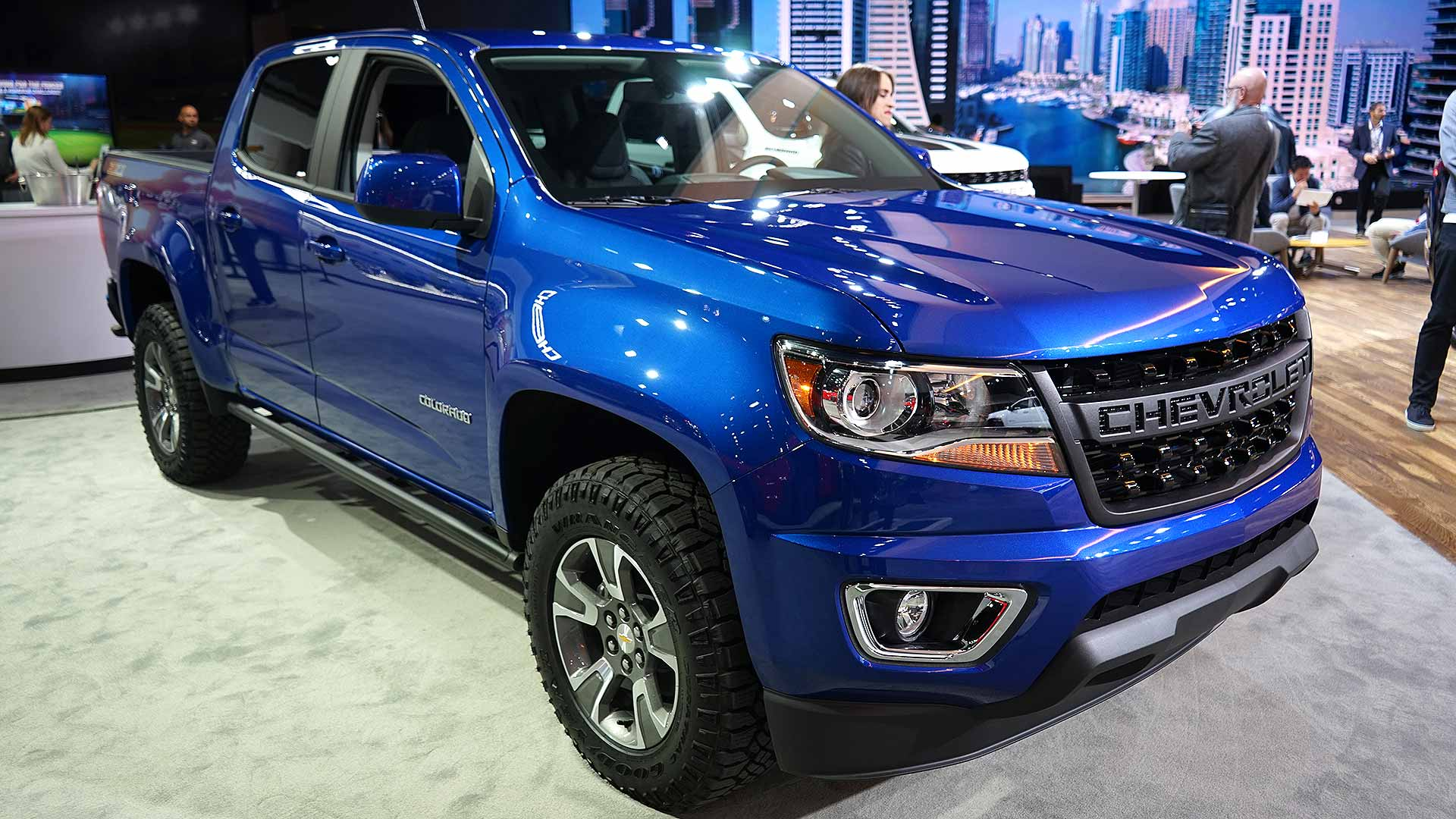Chevrolet Colorado