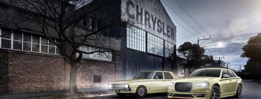 Chrysler Australia 300 SRT Pacer Tribute