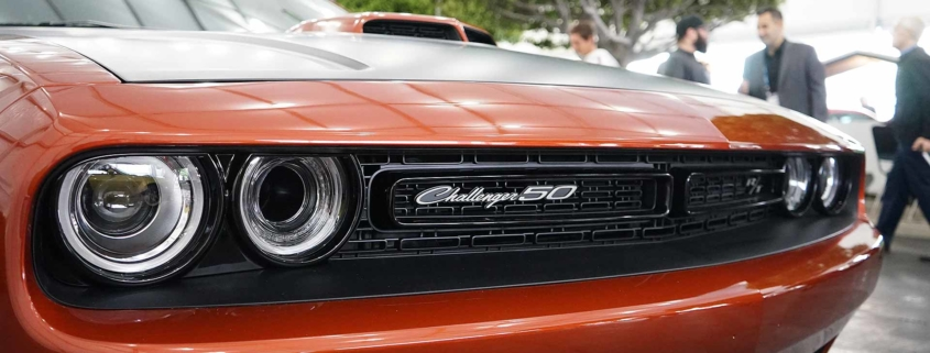 50 years of the Dodge Challenger