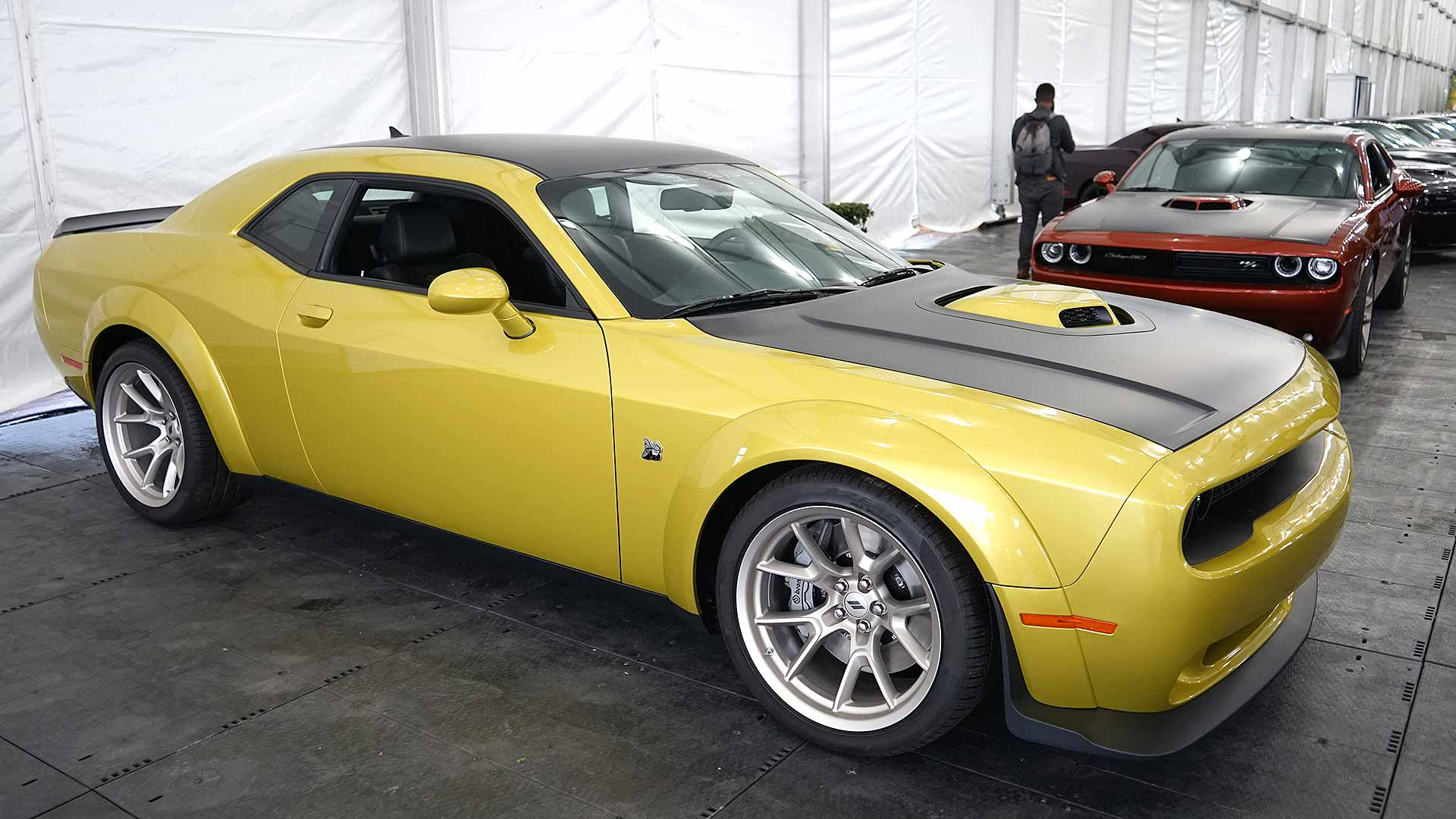 American Legend Dodge Challenger Celebrates 50th Anniversary Motoring Research