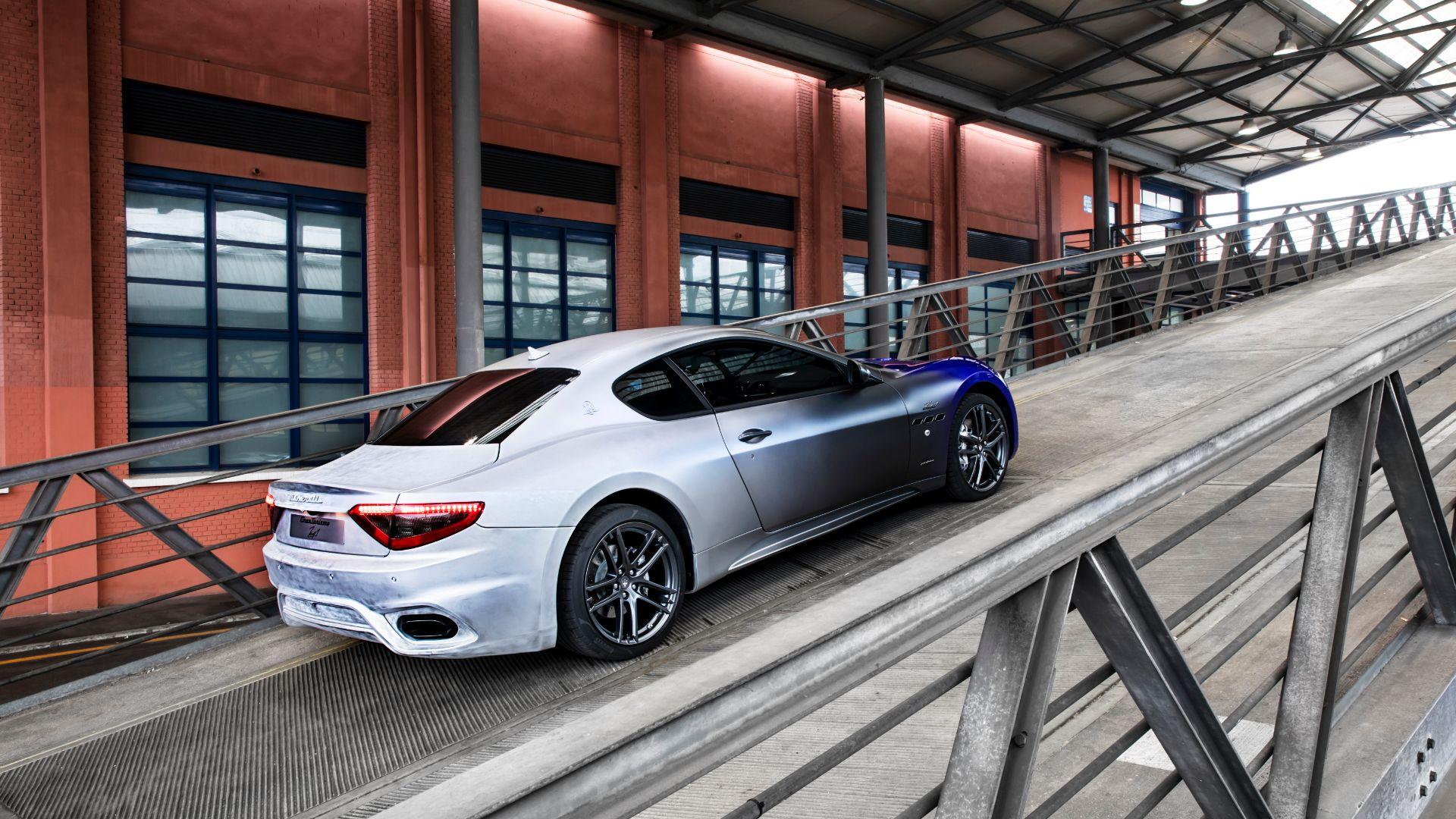 Rubber Pedal Brake Automatic F1 Maserati Granturismo Quattroporte Grancabrio