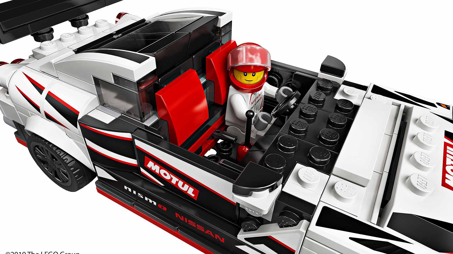 LEGO Nissan GT-R