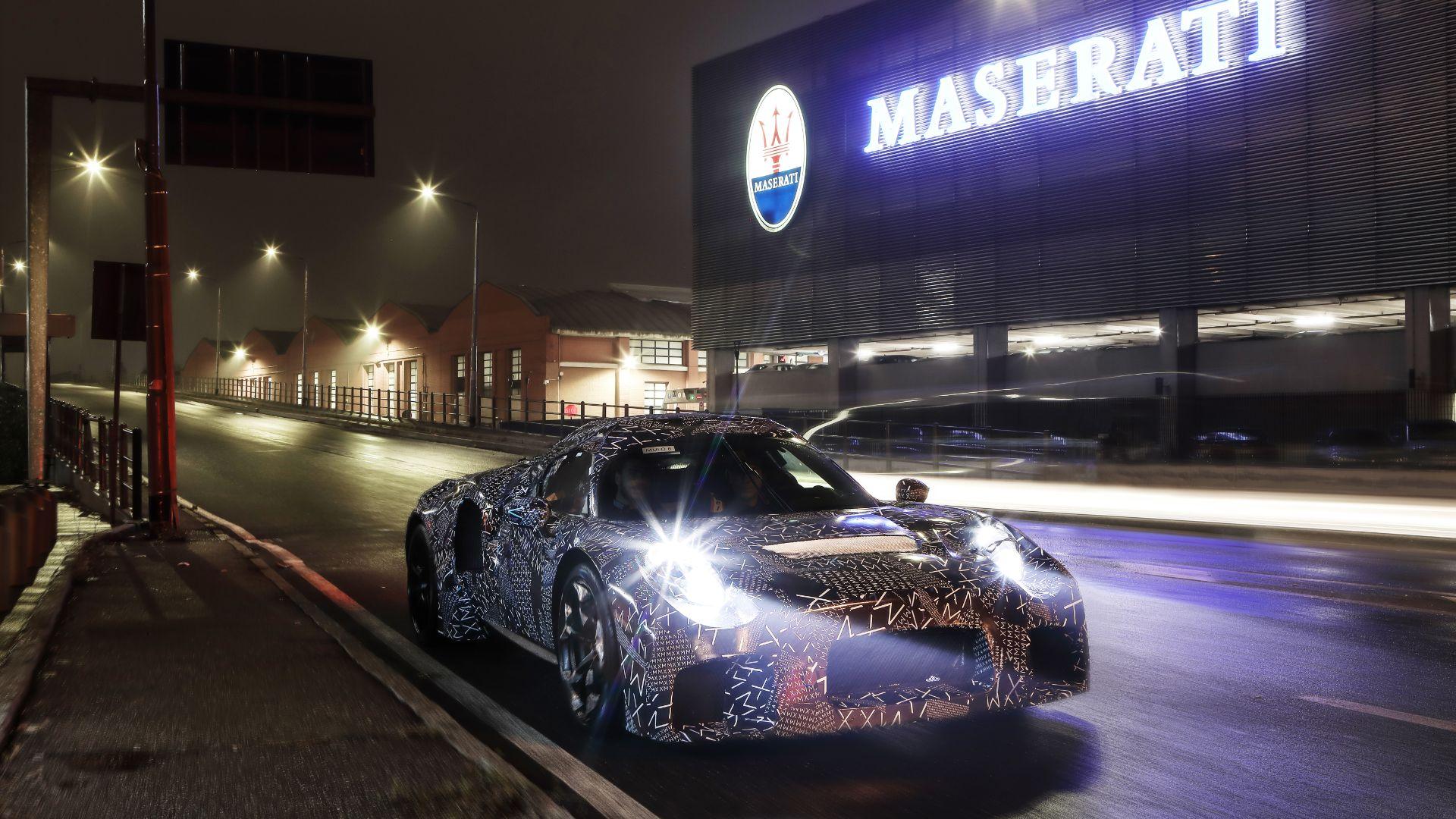 Maserati 2020