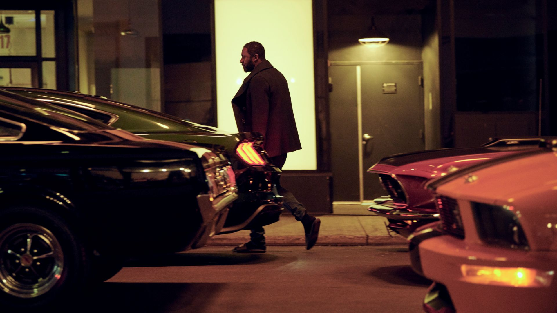 Idris Elba to reveal Ford Mustang SUV