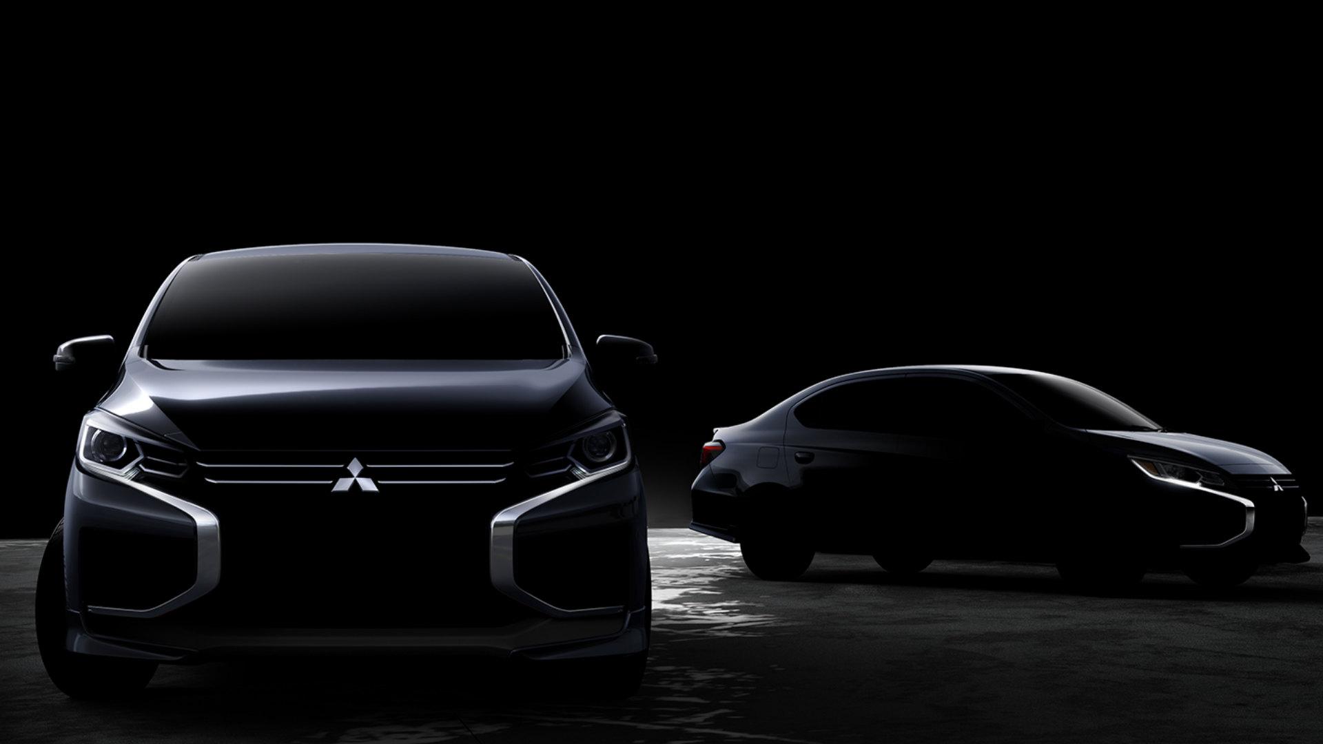 New Mitsubishi Mirage