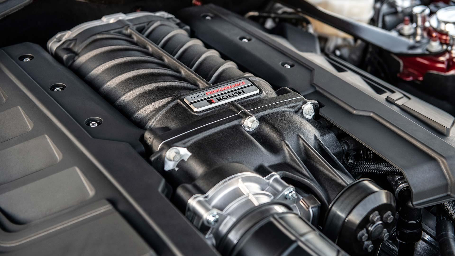 SEMA 2020 Jack Roush Edition Mustang