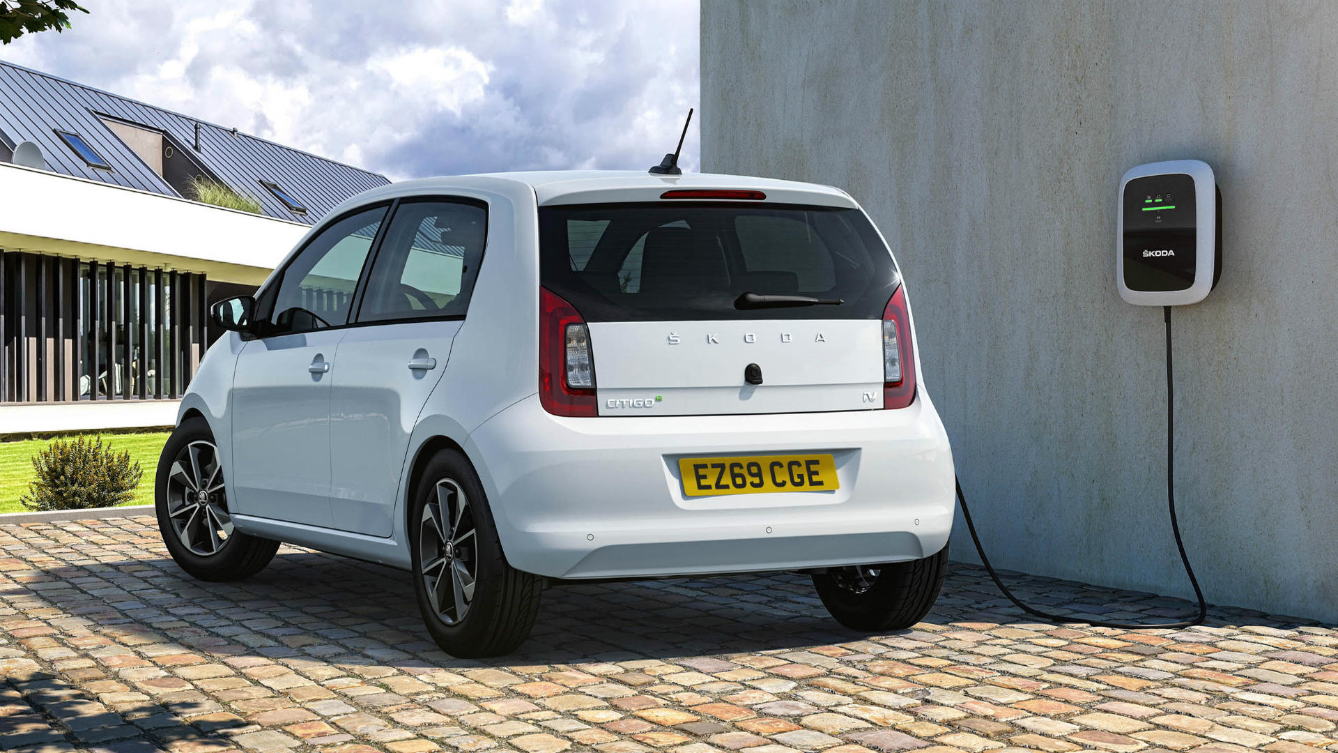 Skoda Citigo electric car prices