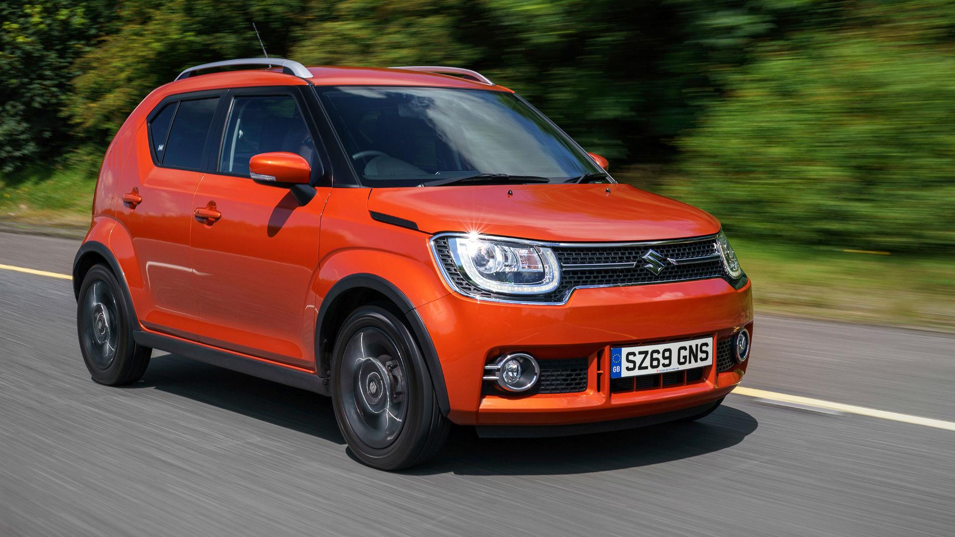 Suzuki Ignis offers