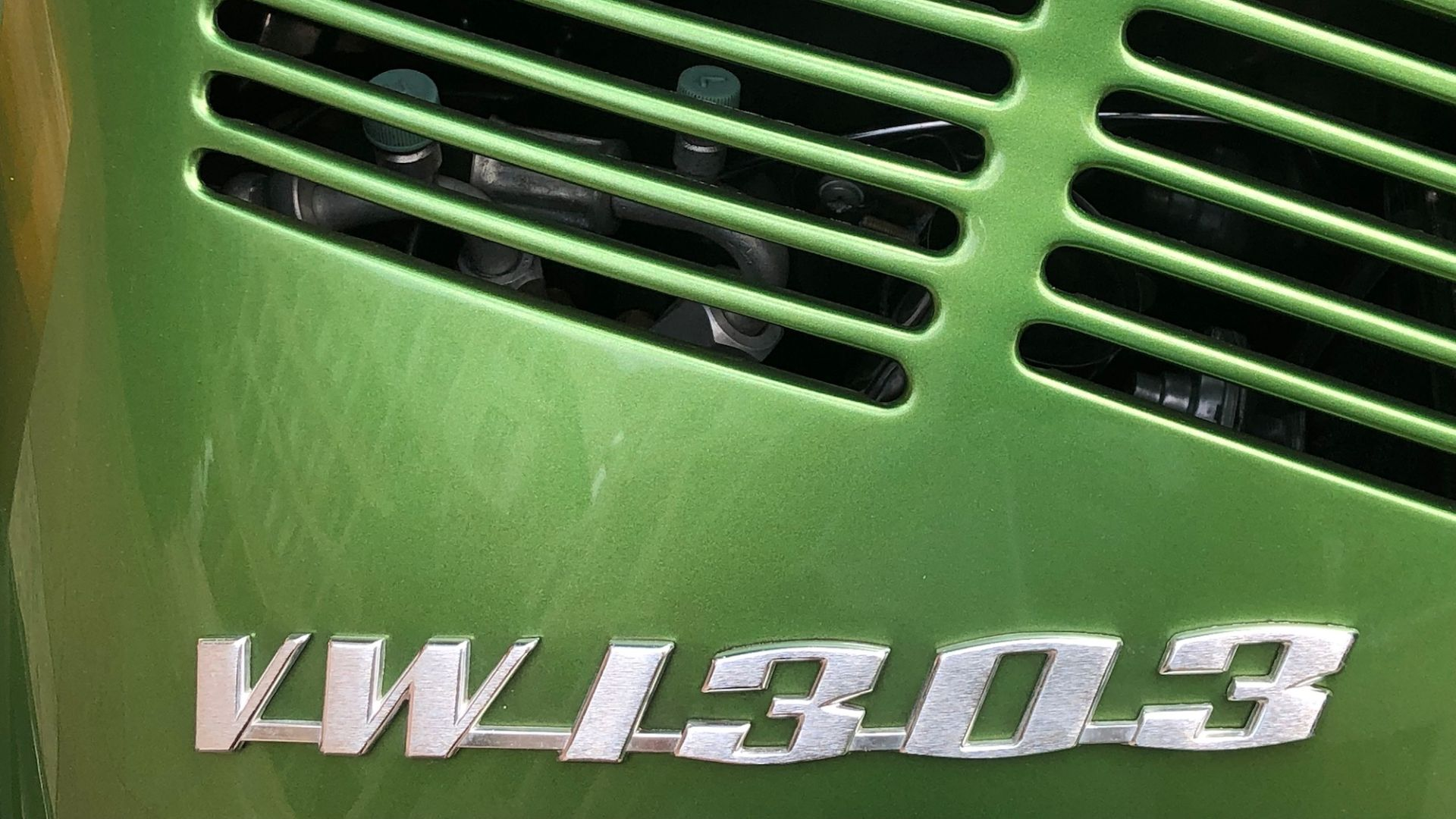Volkswagen Beetle Roger Daltrey 'The Who'