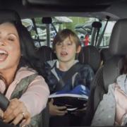 Vauxhall Motability advert