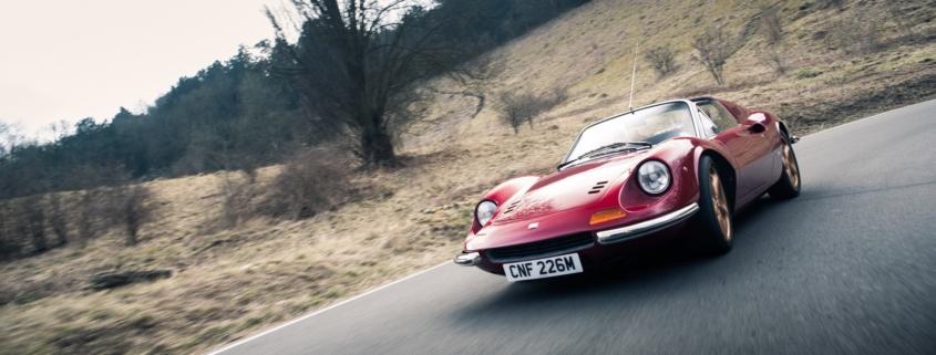 Ferrari Dino 'Evo'