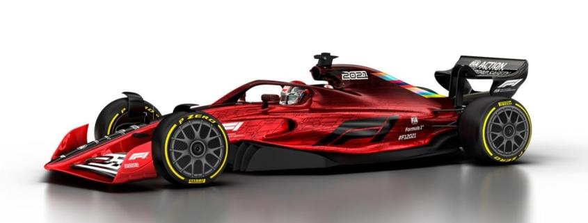 F1 net zero carbon 2030