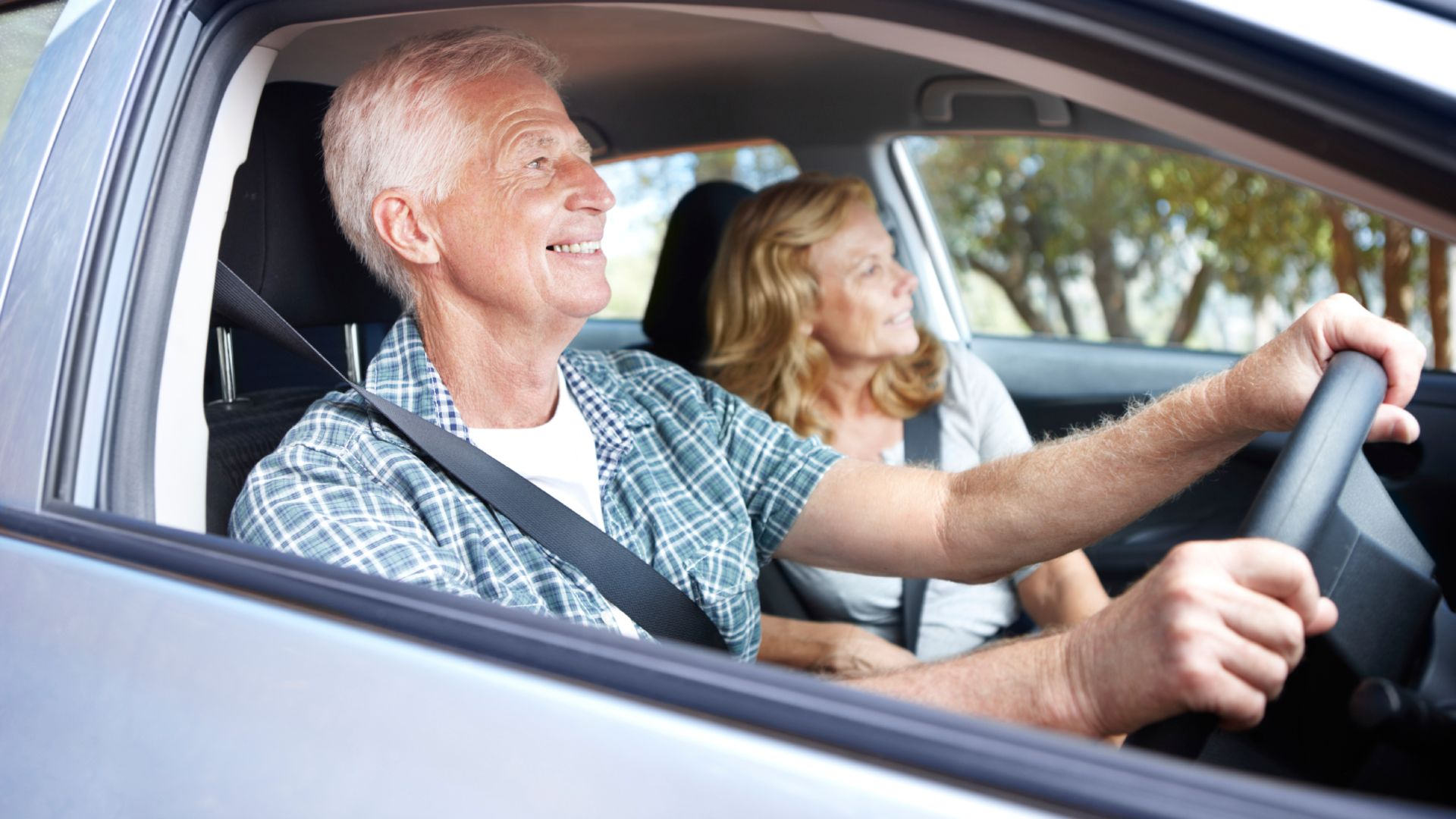 Older drivers shouldn't be demonised