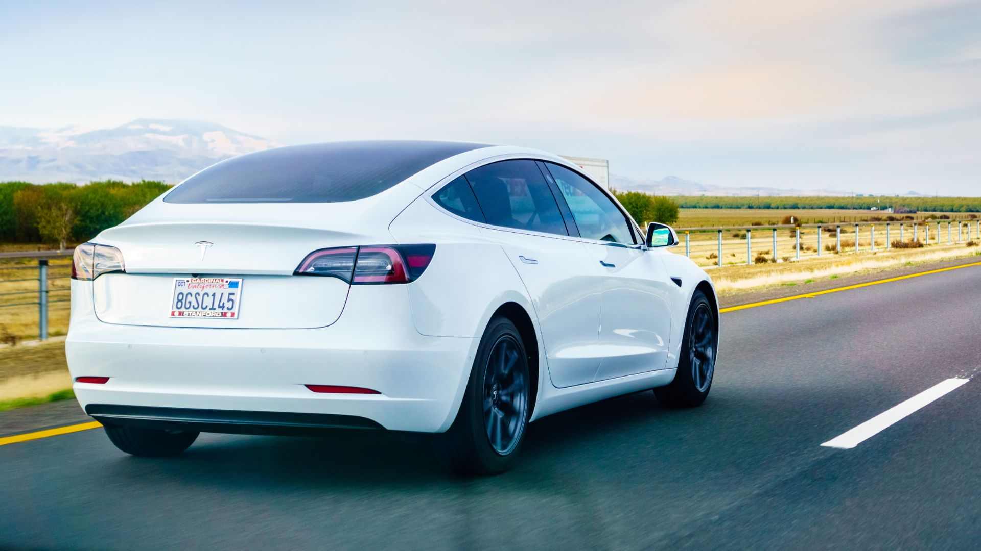 Tesla Moody's carbon assessment