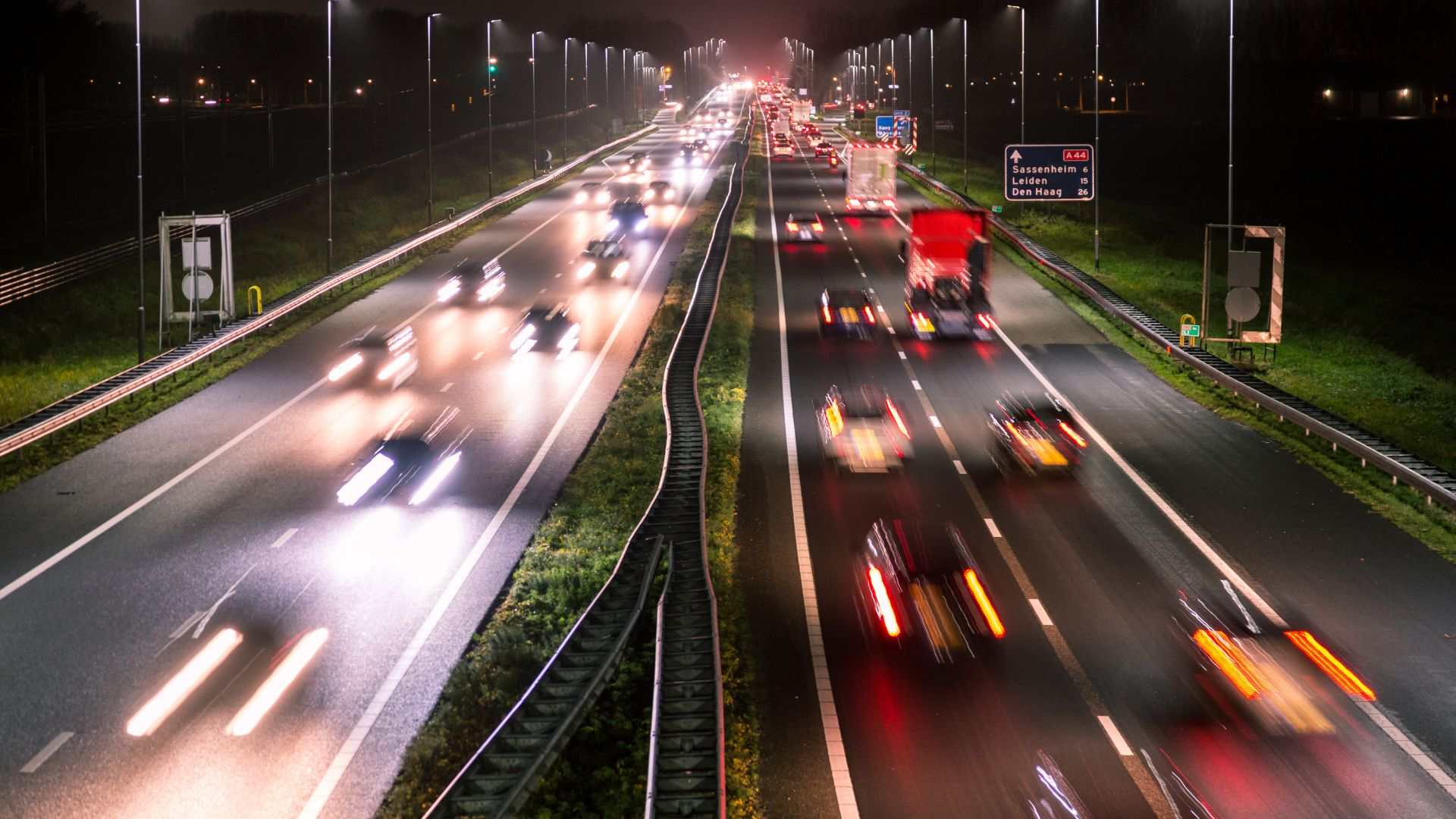 Netherlands speed limit