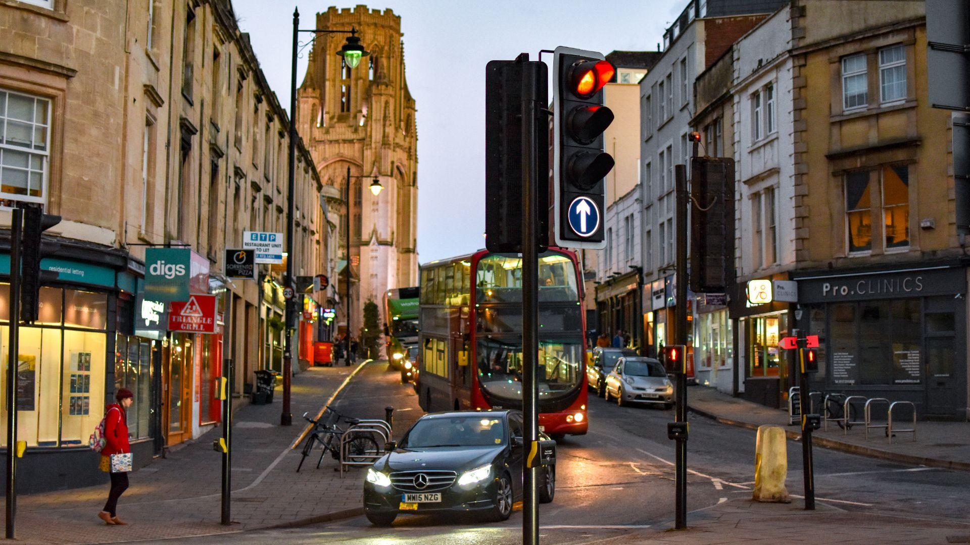 Bristol diesel car ban 2021