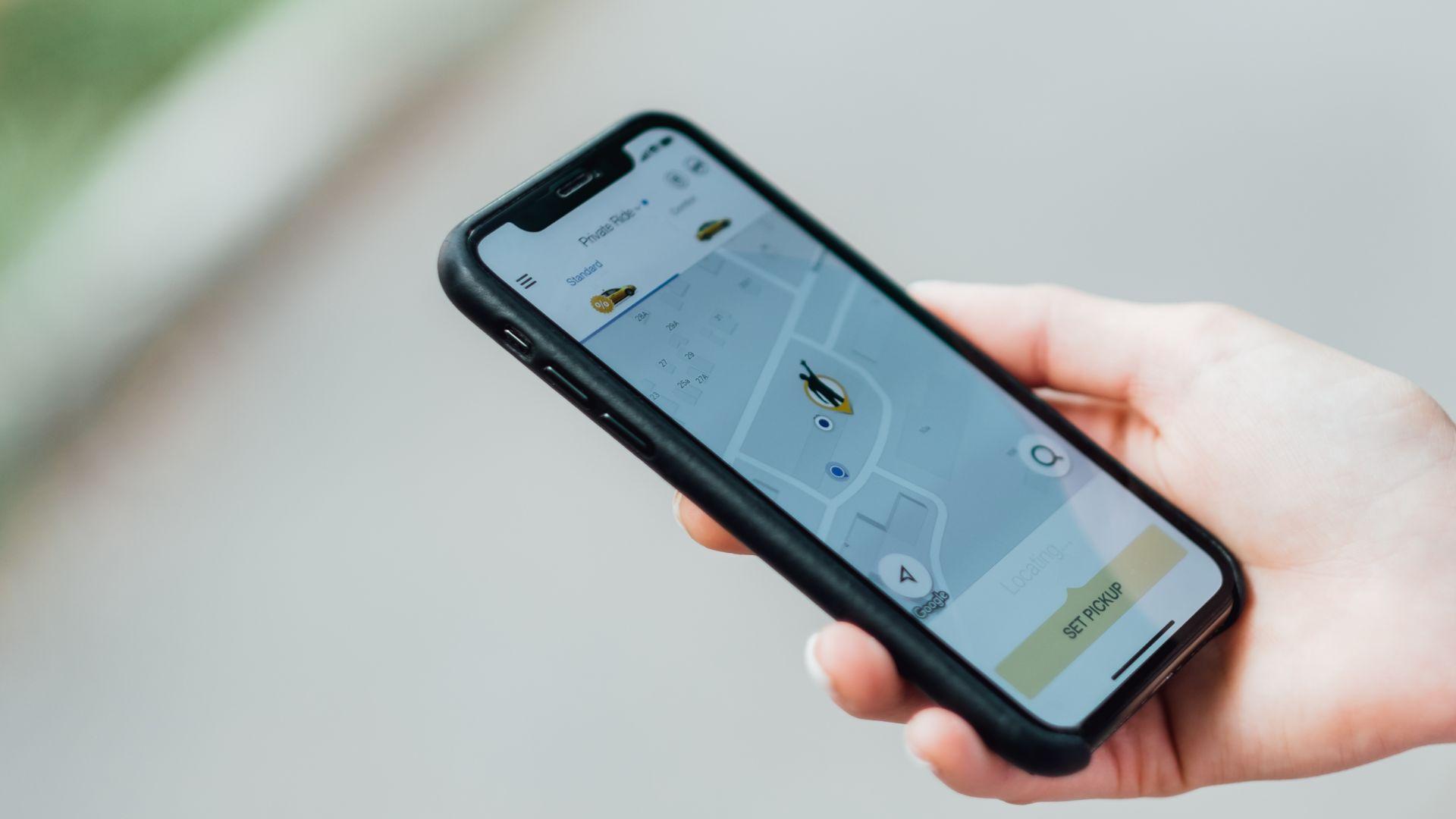 Uber alternatives London