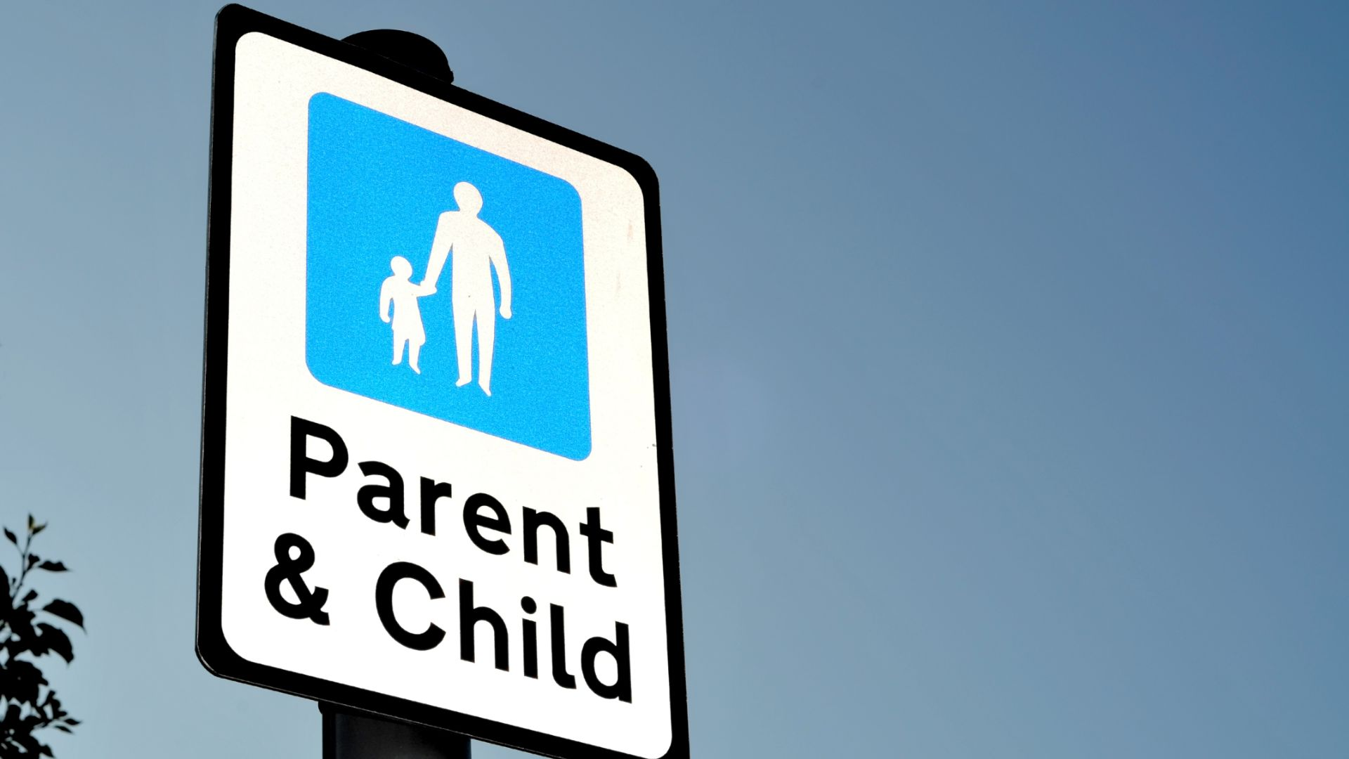 Parent and child parking