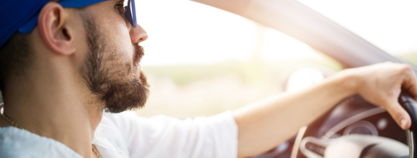 82 percent of drivers make test-failing mistakes after they've passed