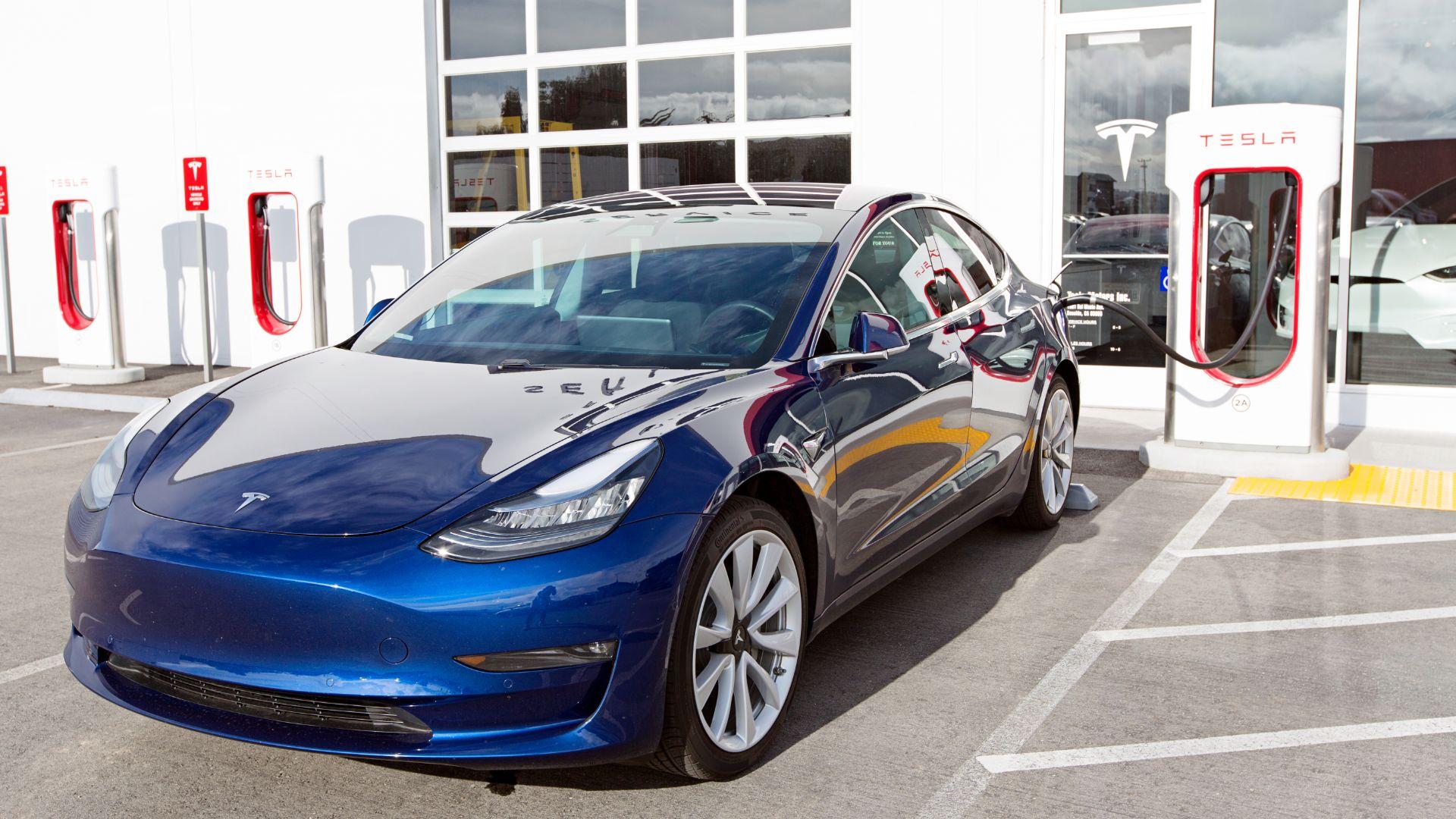 Tesla Model 3 Thatcham security criticism
