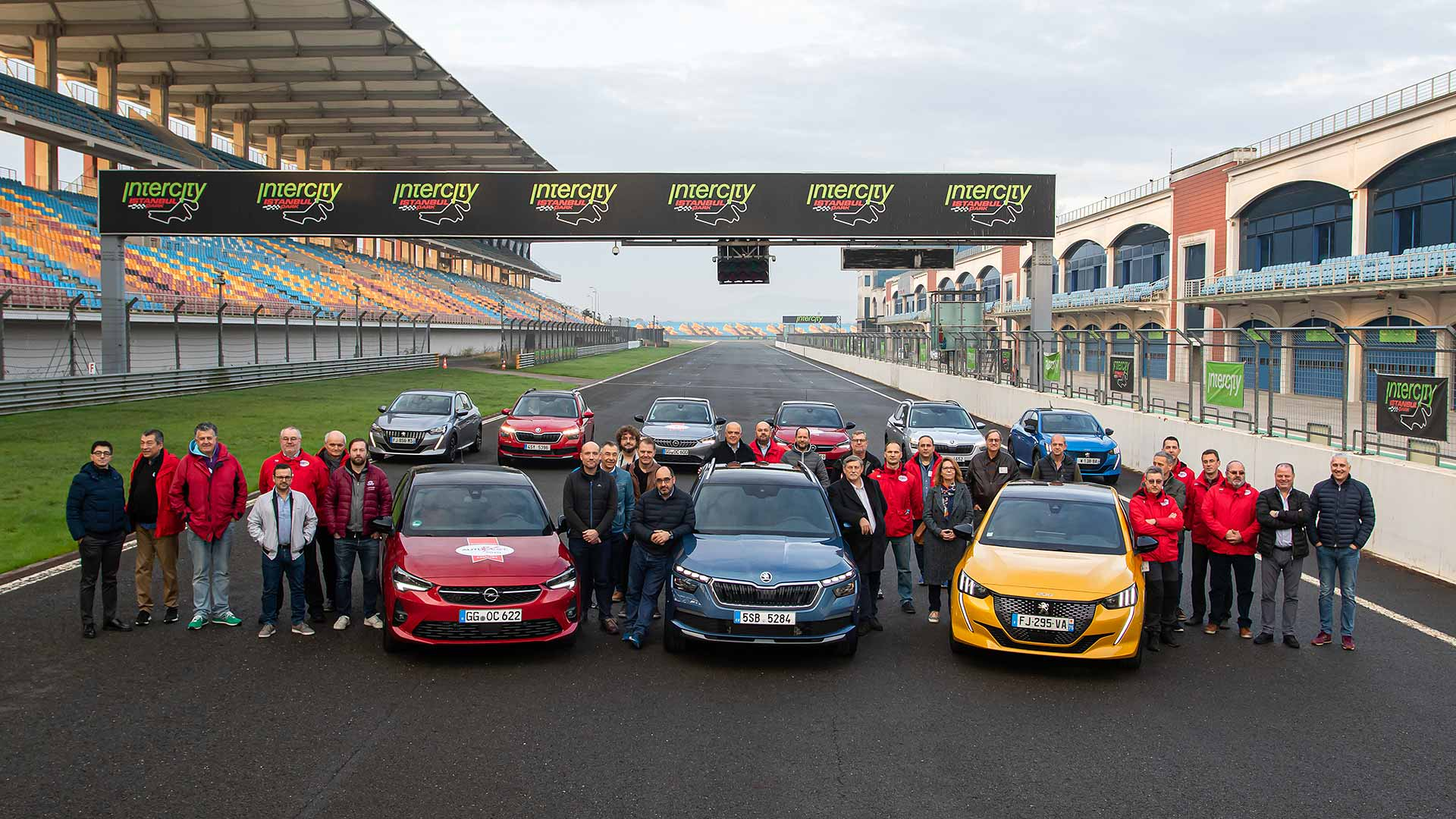 AUTOBEST 2020 Best Buy Car for Europe finalists