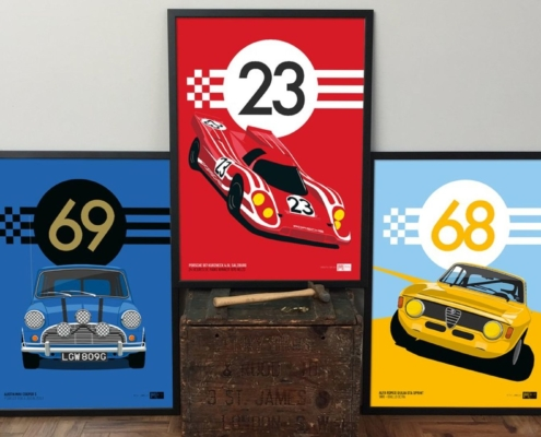 Presents for petrolheads