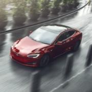 Tesla Model S Enterprise Rent-A-Car