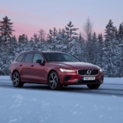 Volvo business winter checks