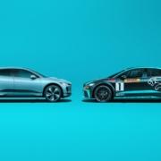 Jaguar I-Pace range extended