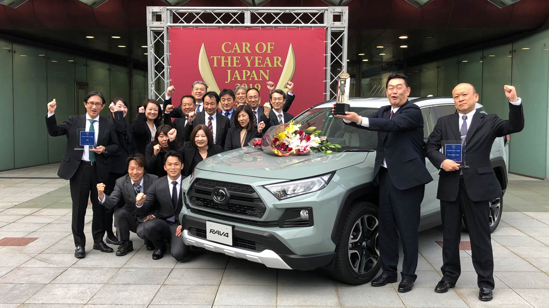 2019 Japan Car of the Year winners