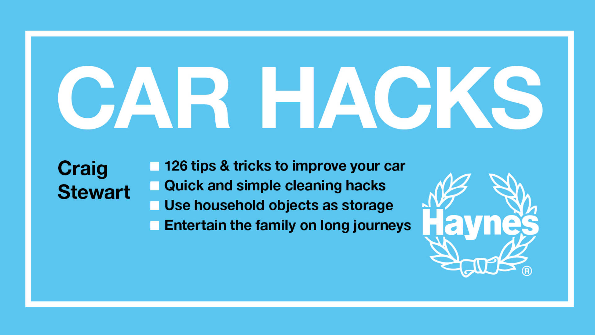 Household Car Hacks