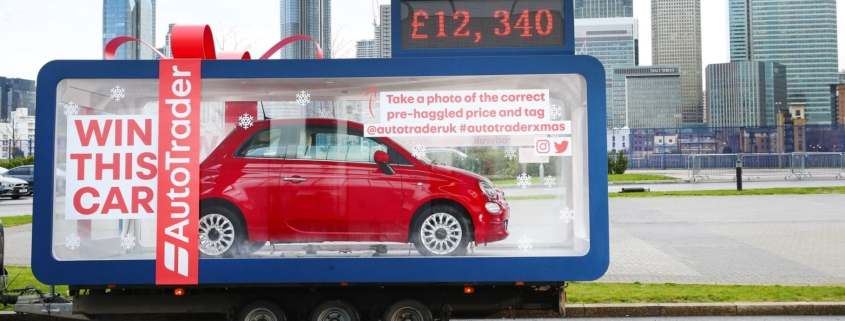 Auto Trader car giveaway