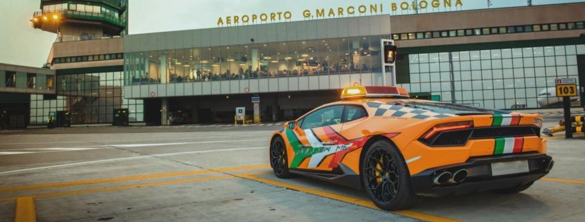 Lamborghini Follow Me Huracan