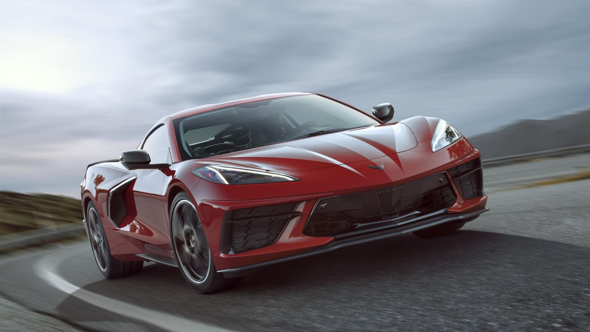 Chevrolet Corvette C8 loses GM money