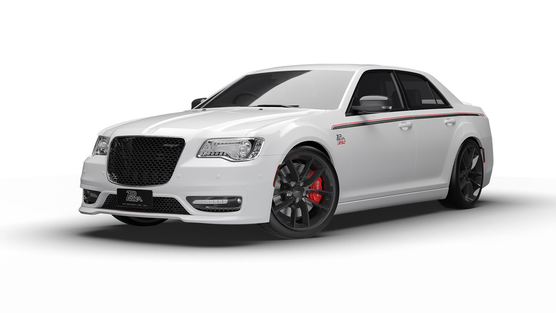 Chrysler Australia 300 SRT Pacer
