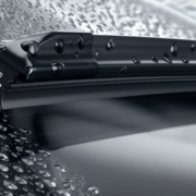 Connected windscreen wipers