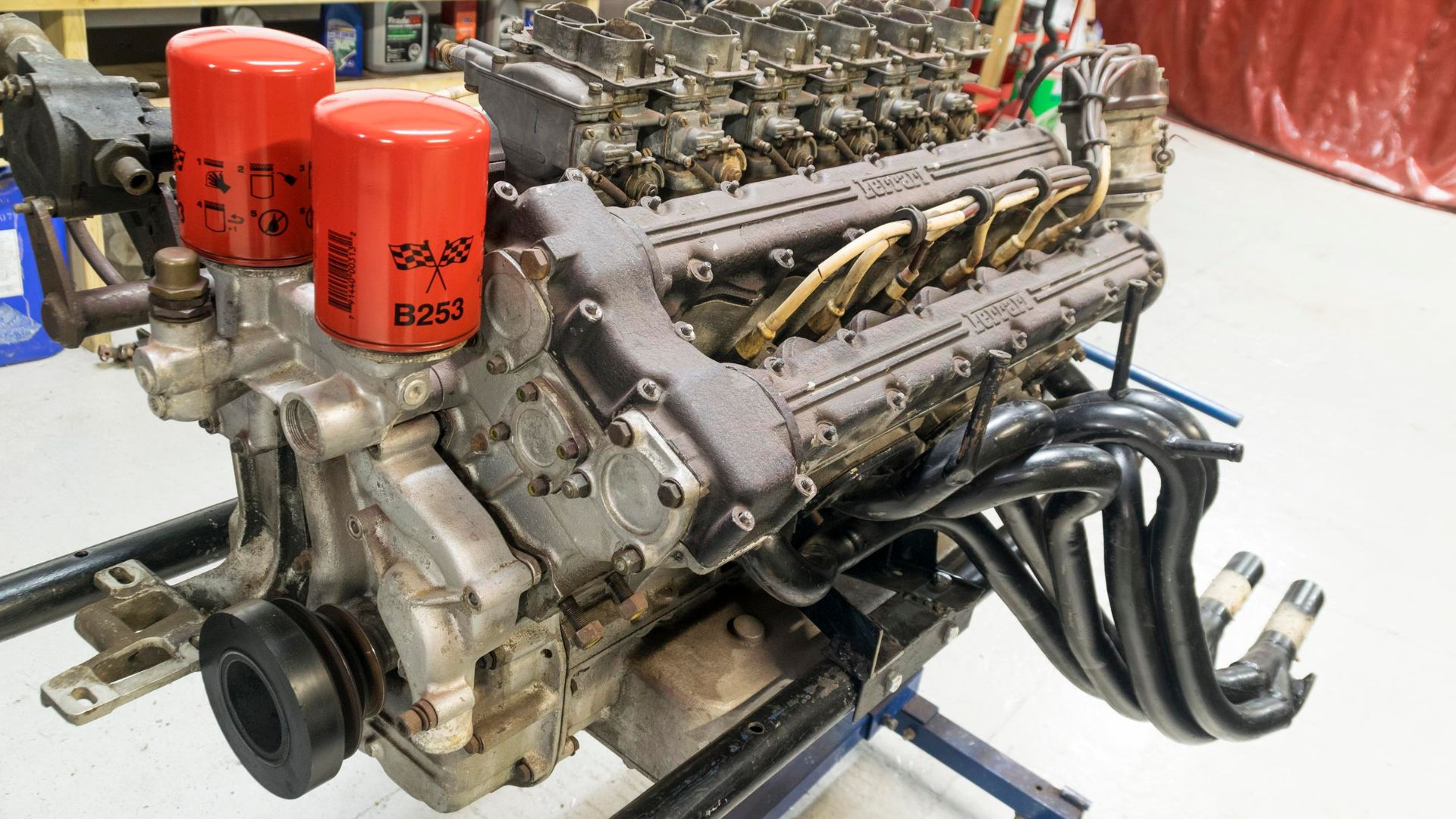 Collecting Cars Ferrari Daytona GTB/4