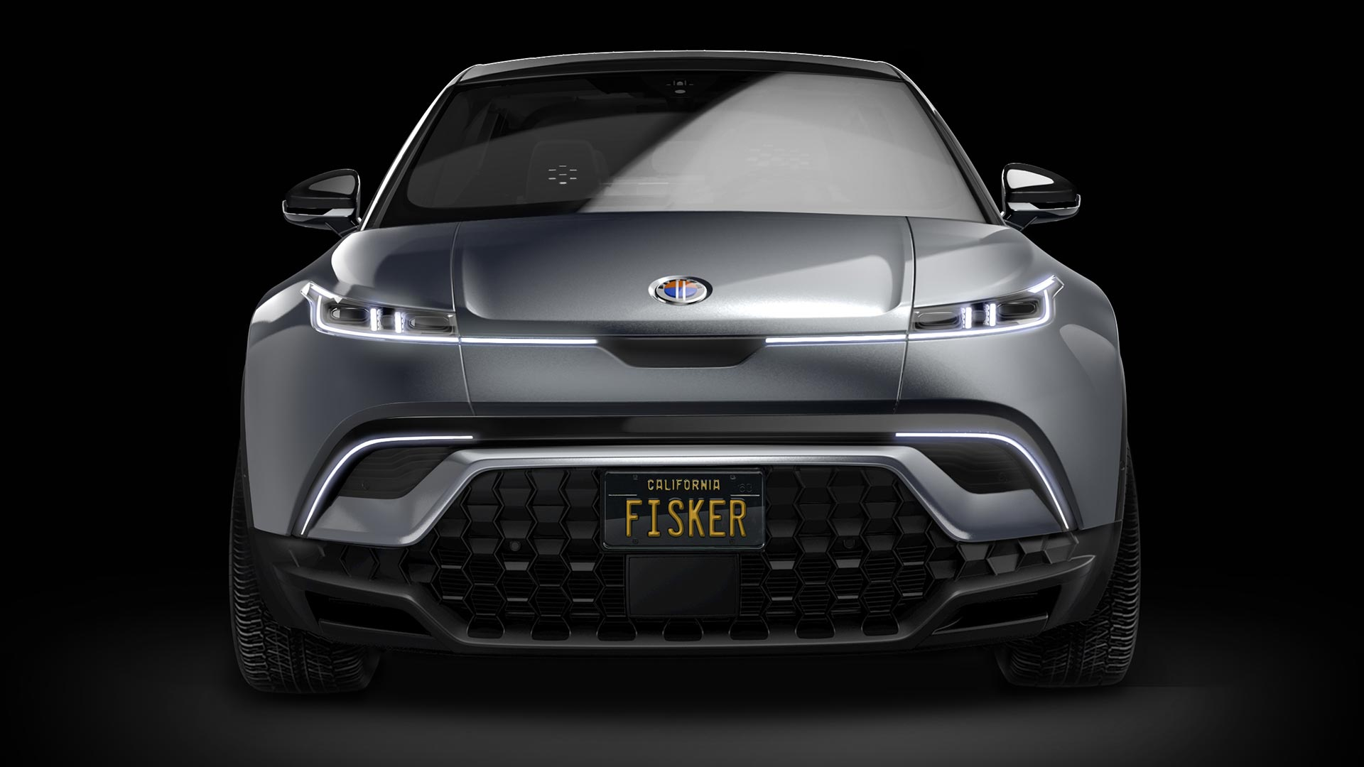 Fisker Ocean to use Electrify America