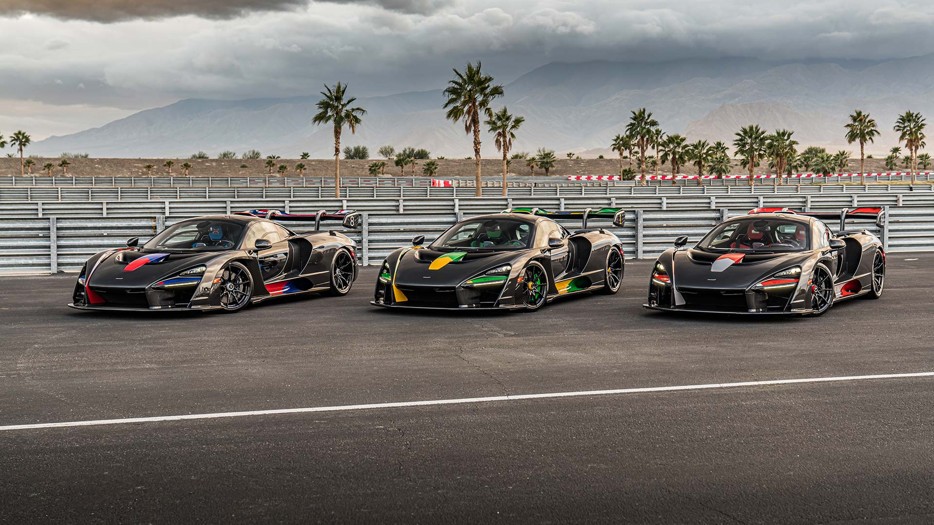 McLaren Senna XP Editions