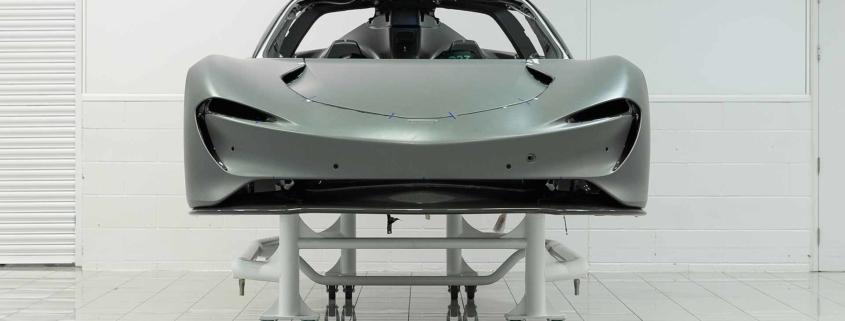 McLaren developing ventilators